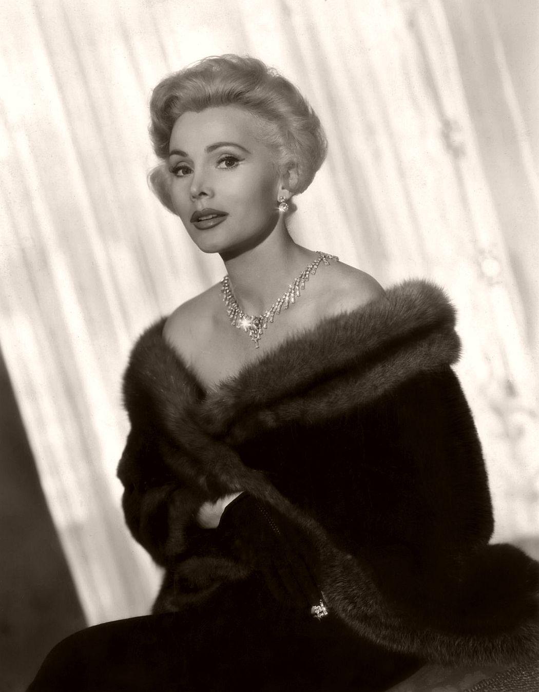 Vintage: Portraits of Zsa Zsa Gabor