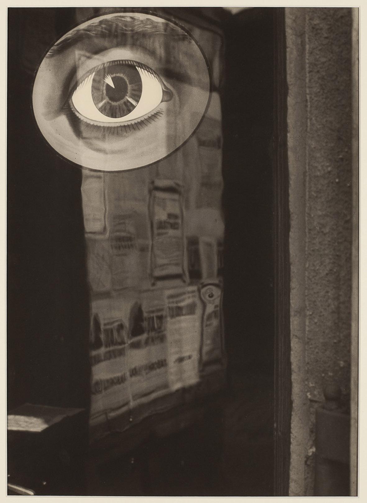 """From """"The Time persists"""" series / Aus der Serie """"Die Zeit dauert an"""", 1932 © Miloslava Rupešová-Funková / Jaromír Funke"""