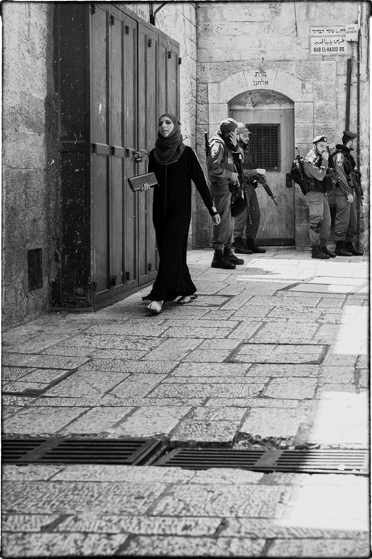 © Jack Ronnel - Jerusalem: A city of great complexity