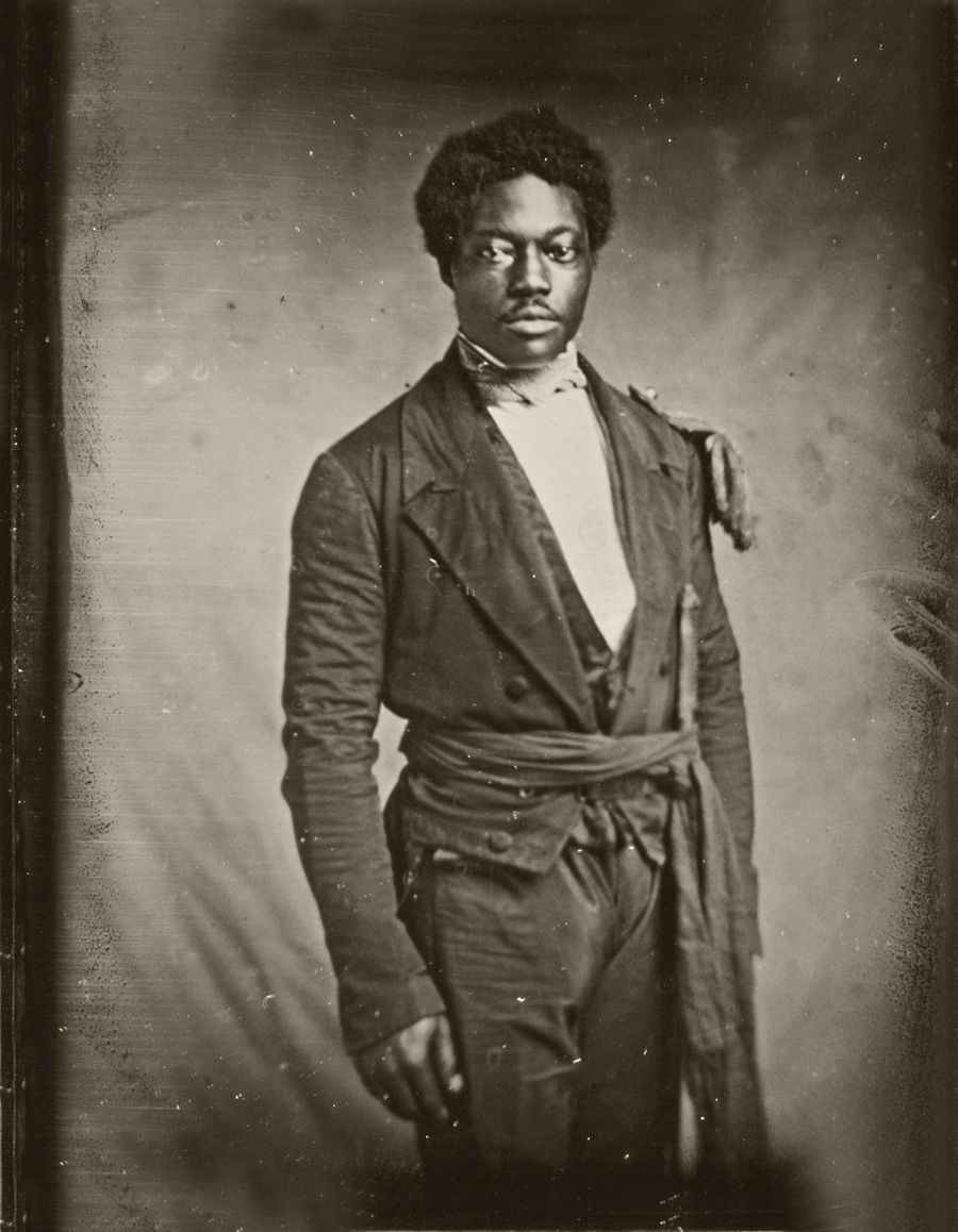 Chancy Brown, Sargeant at Arms of the Liberian Senate, 1860.