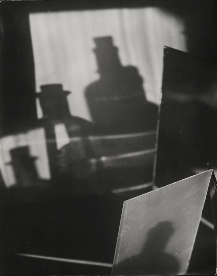 Abstract Photo – Composition / Abstraktes Foto – Komposition, 1927–29 © Miloslava Rupešová-Funková / Jaromír Funke