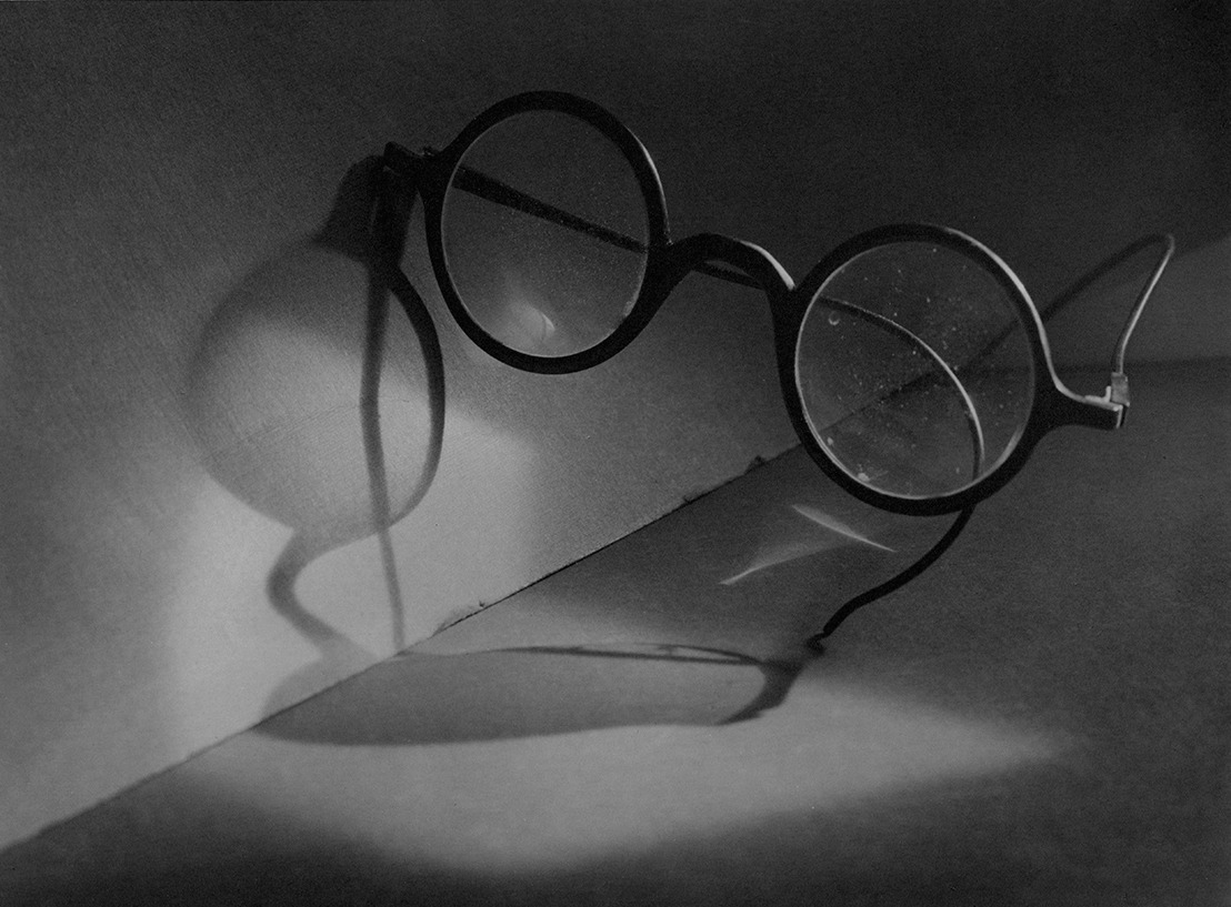 Loneliness and Glasses / Einsamkeit und Brille, ca. 1924 © Miloslava Rupešová-Funková / Jaromír Funke