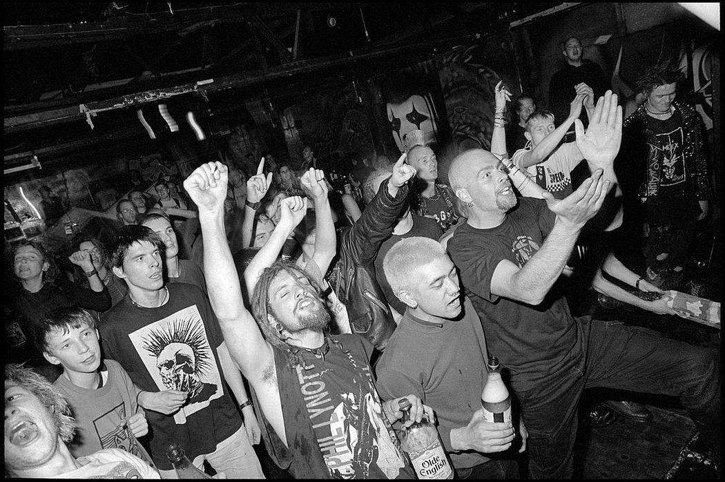 Ricky Adam: Belfast Punk: Warzone Centre 1997–2003