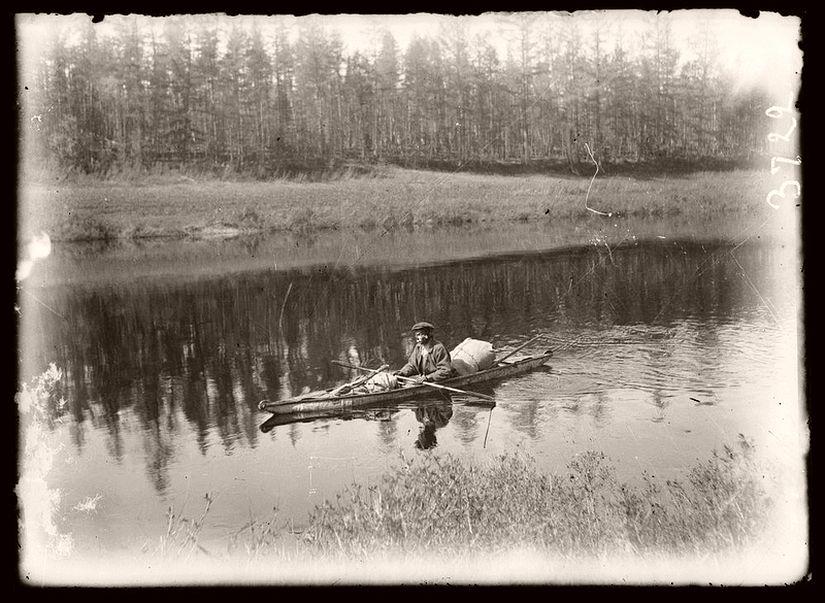 Vintage: Everyday Life of Siberia (1900s)