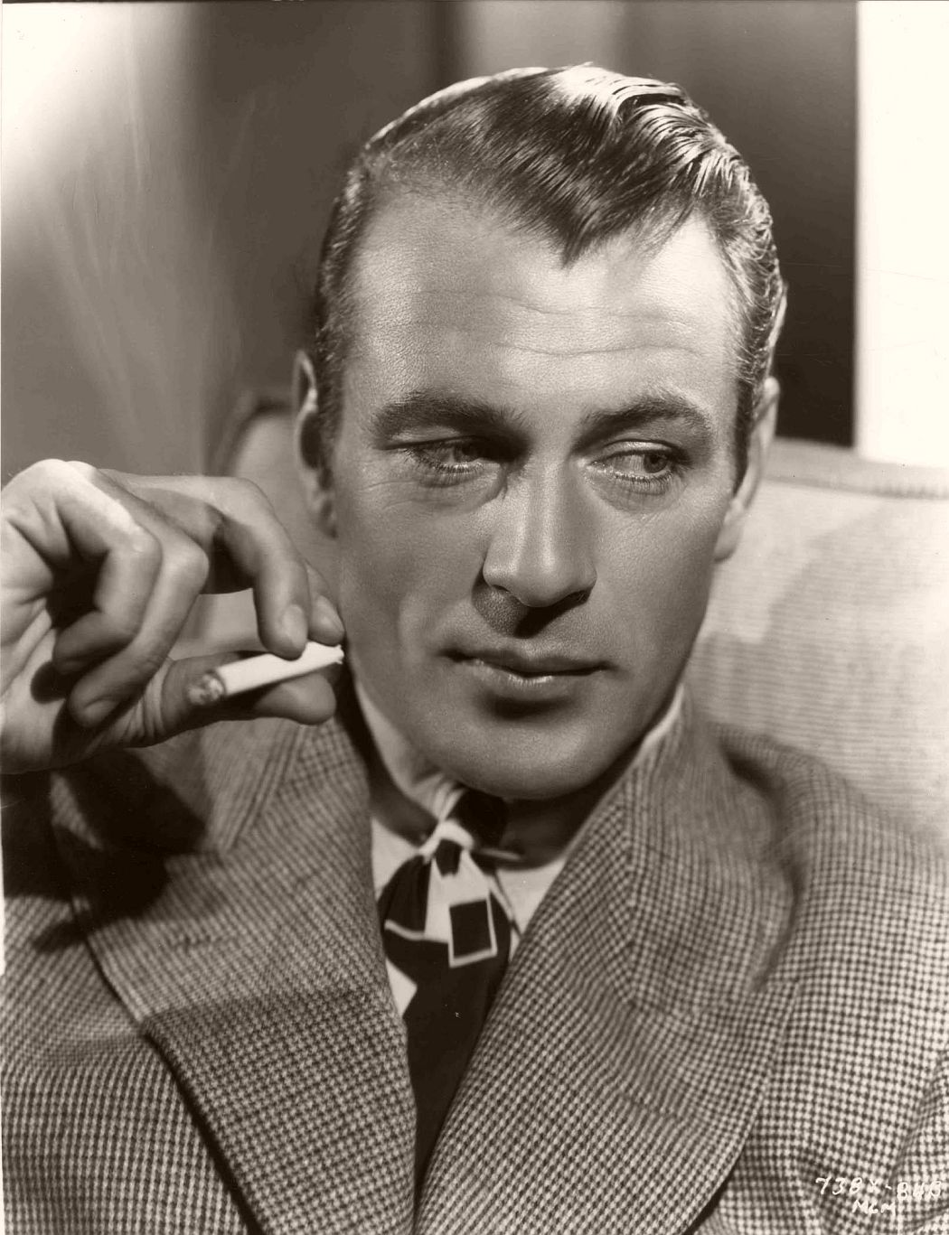 Vintage: 1930s American Hollywood Actors Portraits ...