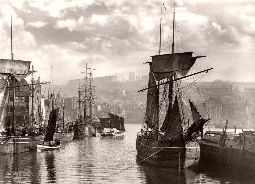Dock End, Whitby