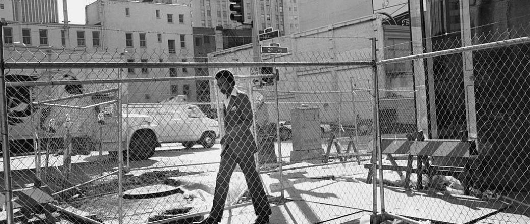 Lee Friedlander: Chain Link