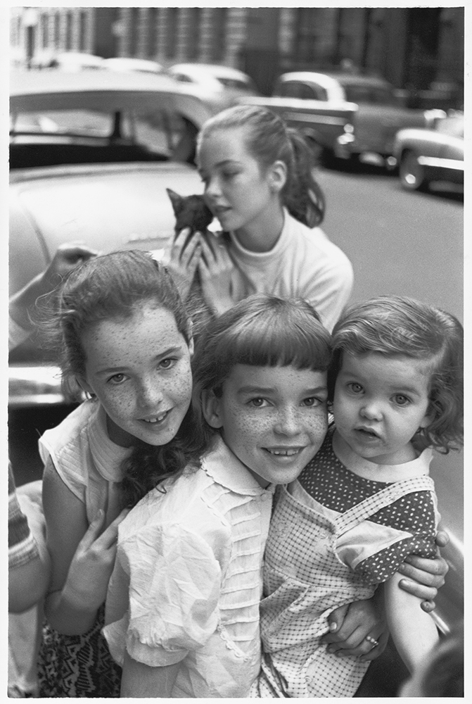 Lower East and Upper West: New York City Photographs 1957-1968 by Jonathan Brand