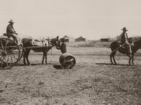 Vintage: American West During the American Frontier Days