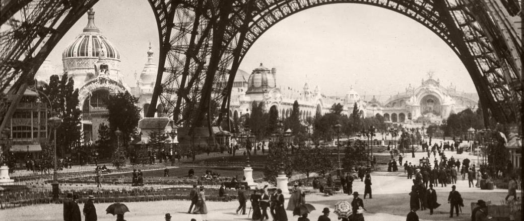 Vintage: Paris in the Belle Époque (1871 to 1914)