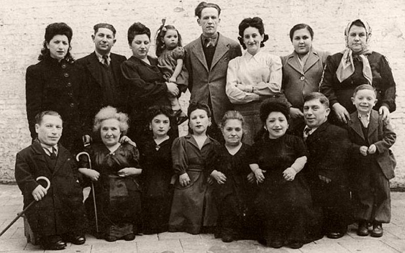 The Ovitz Family - All family members