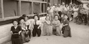 Vintage: The Ovitz Family – Seven Dwarfs of Auschwitz (1940s)