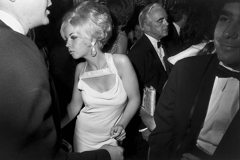 Garry Winogrand, Anniversary Ball, Metropolitan Museum of Art, New York, 1969 © The Estate of Garry Winogrand, courtesy Fraenkel Gallery, San Francisco