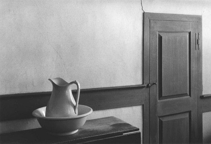Shaker Interior, Sabbathday Lake, Maine, 1971