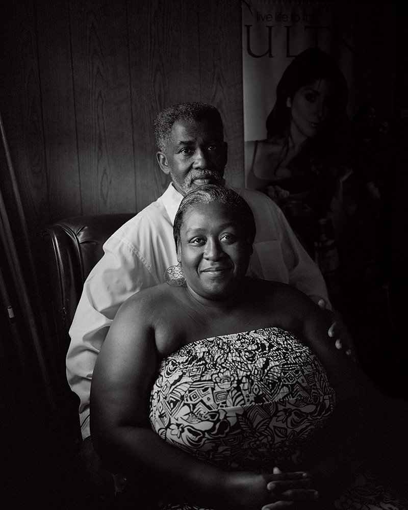 Levon and Kennedy, Mississippi Innocence Project by Isabelle Armand