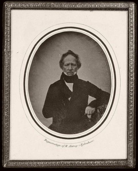 Biography: 19th Century Danish Daguerreotypist Mads Alstrup