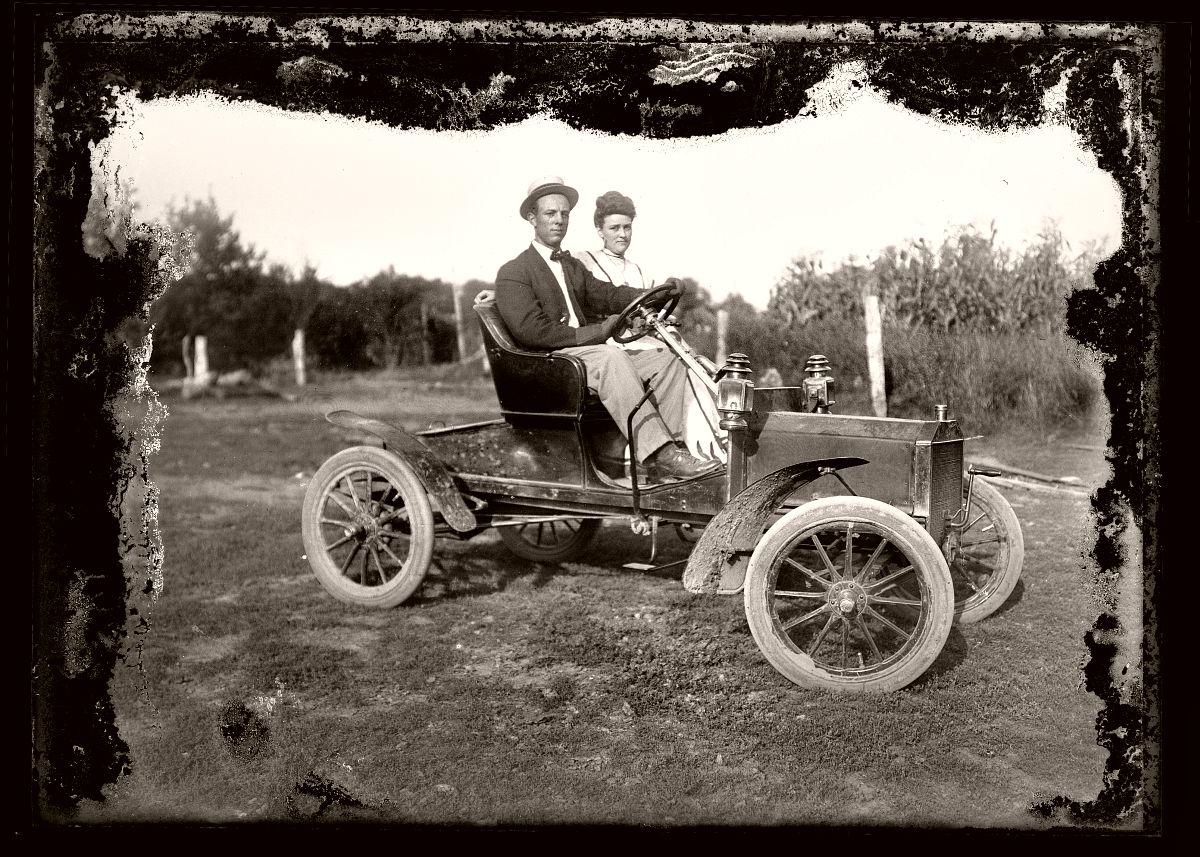 1906 Ford, Model N, Roadster