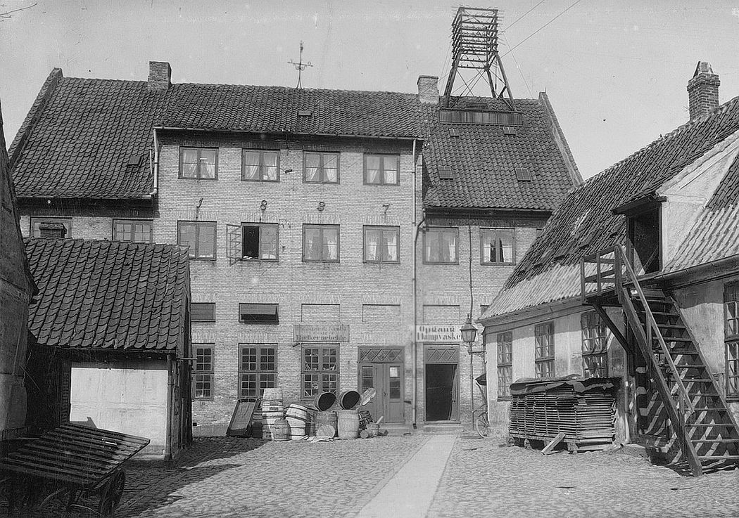 Vintage: Roskilde in Denmark (1900s and 1910s)