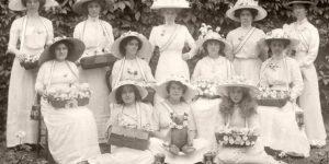 Vintage: Everyday Life of People during Edwardian Era