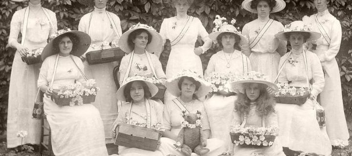 Vintage: Everyday Life of People during Edwardian Era
