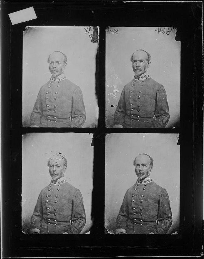 General Joseph Eggleston Johnston (1807-1891)