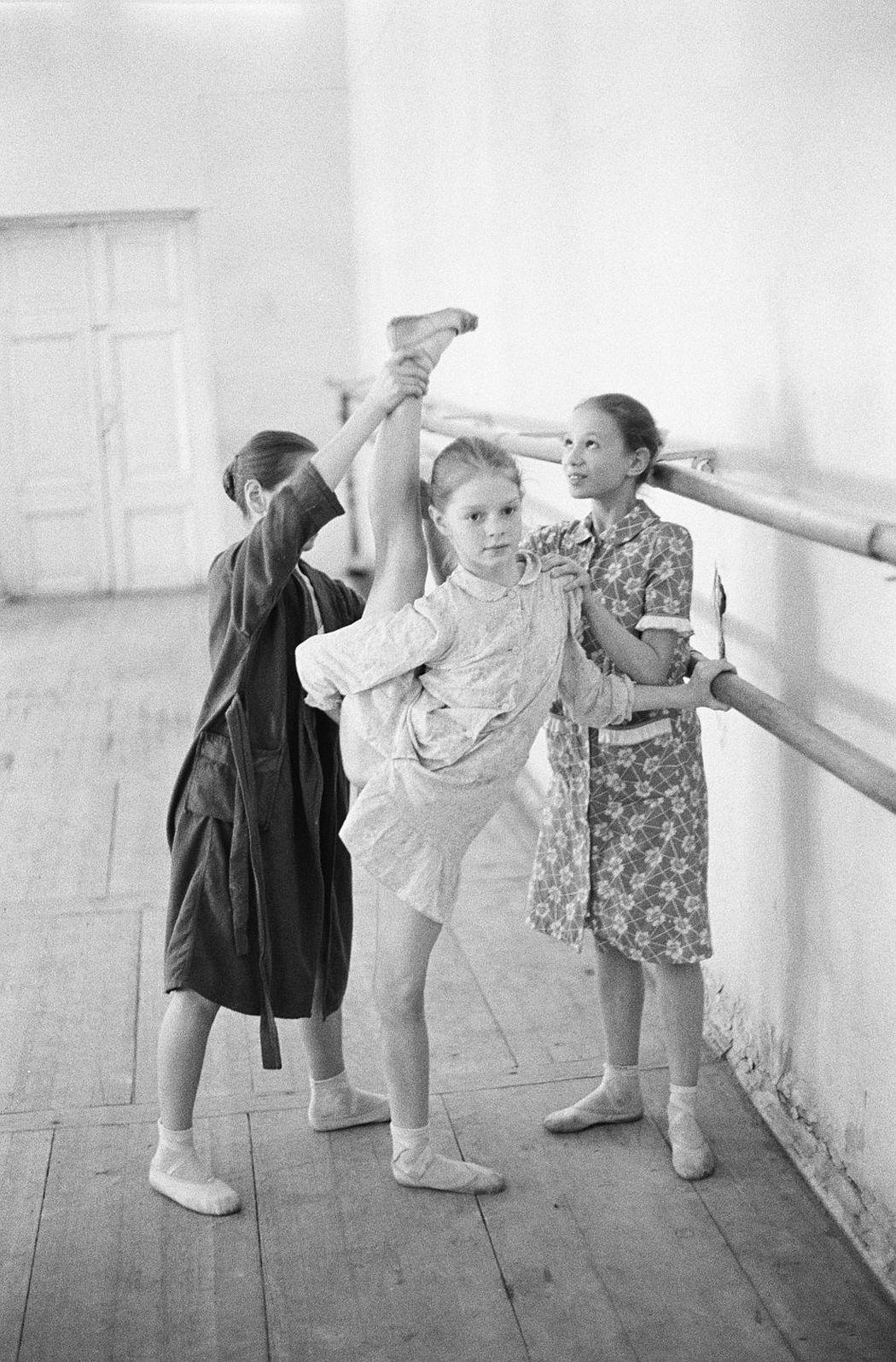 Arthur Elgort: Ballet