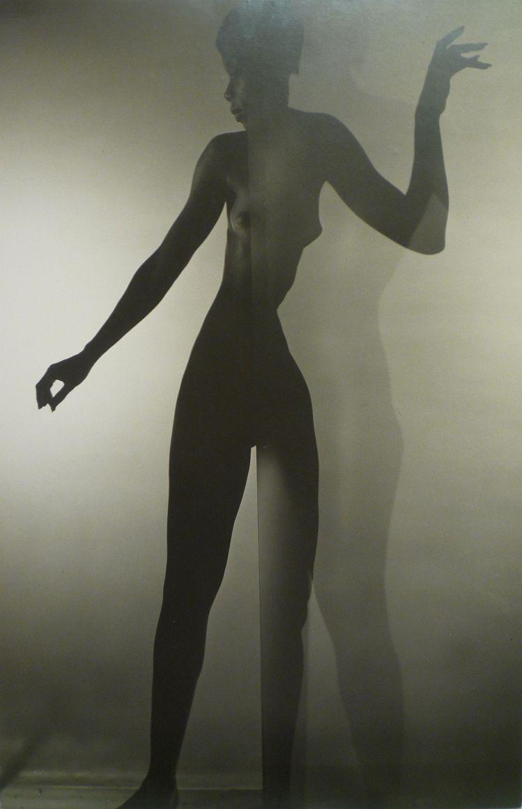 Erwin Blumenfeld, Untitled Nude, n.d.