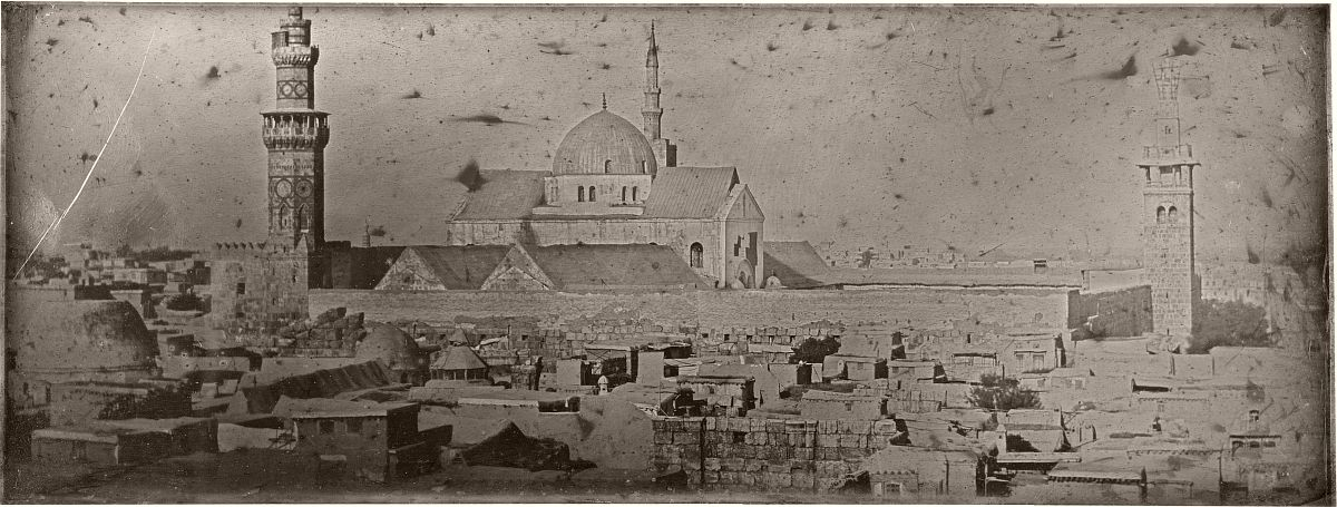 Joseph-Philibert Girault de Prangey, Damas de la terrasse Baudin, 1843
