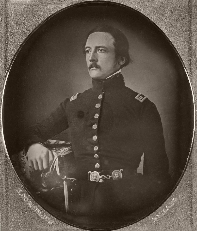 Captain Charles John Biddle, c. 1847