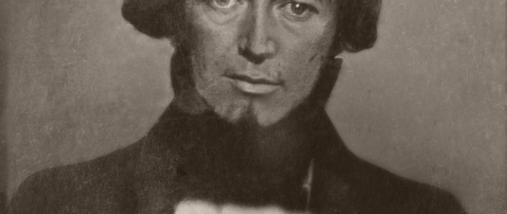 Biography: 19th Century Portrait photographer Robert Cornelius