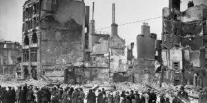 Vintage: 1916 Easter Rising in Dublin