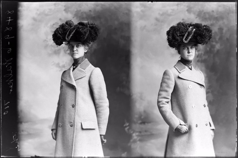 Vintage: Victorian Fashion (19th Century)