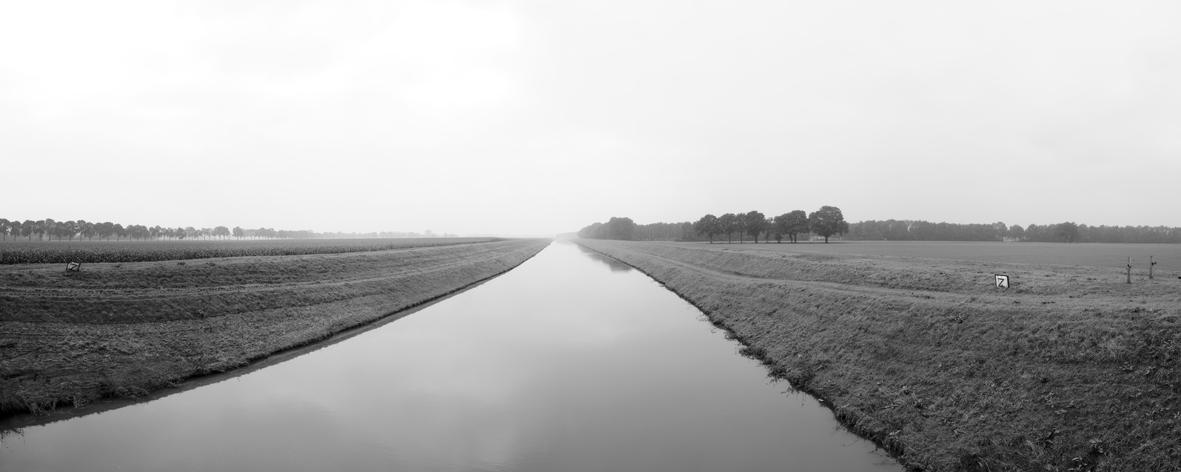 © Renze Dijkema: Panorama Pieterburen Pietersberg