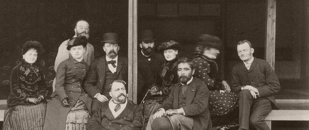 Biography: 19th Century photographer Hugues Krafft