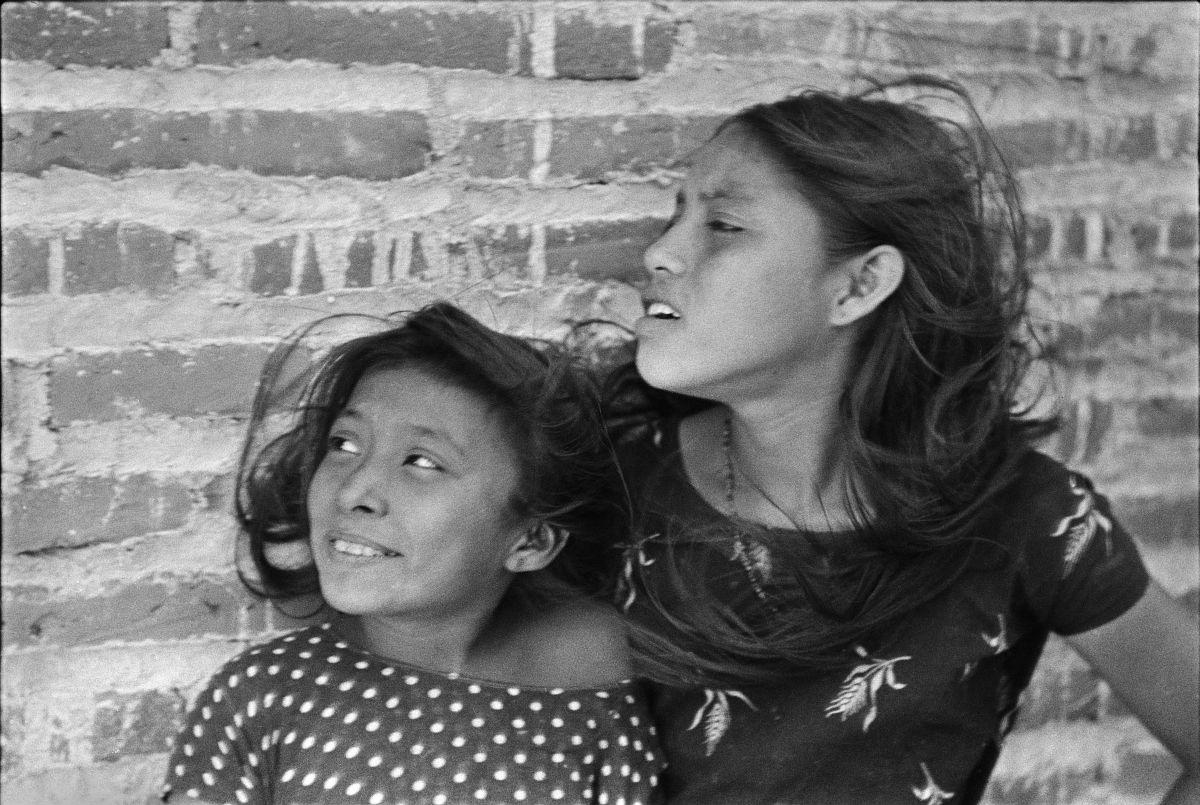 Henri Cartier-Bresson, The Decisive Moment (Simon & Schuster, 1952), p. 34, Tehuantepec, Mexico, 1934. © Henri Cartier-Bresson/Magnum Photos.