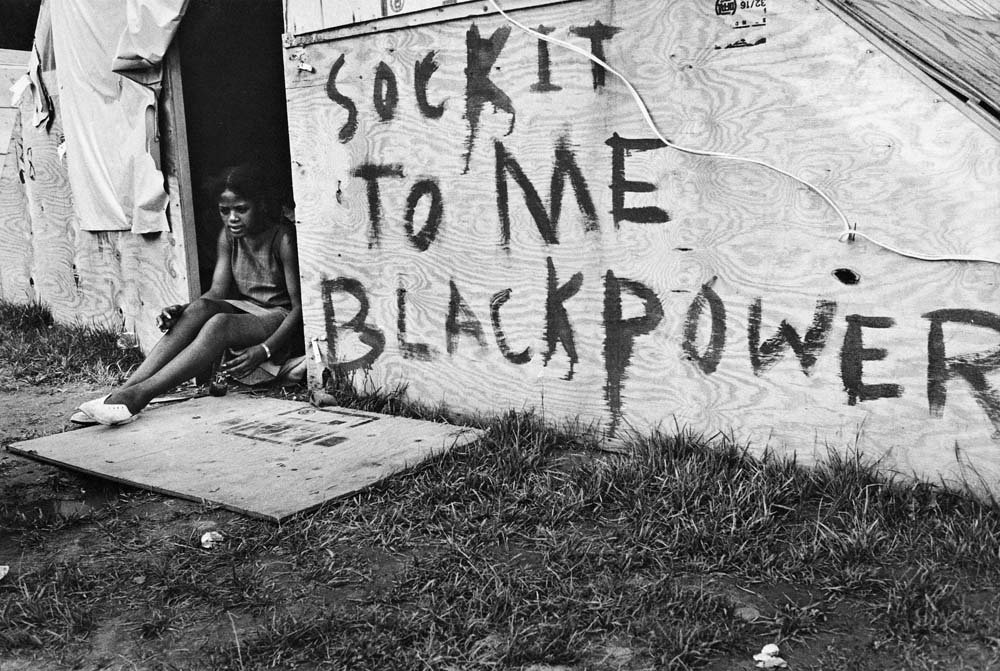 Jill Freedman: Resurrection City, 1968