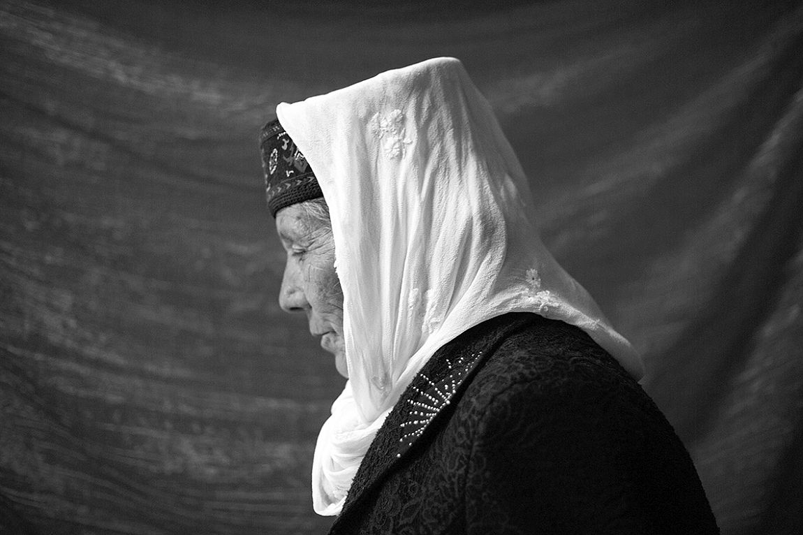 © Maxime Crozet: Xinjiang, suspended identities