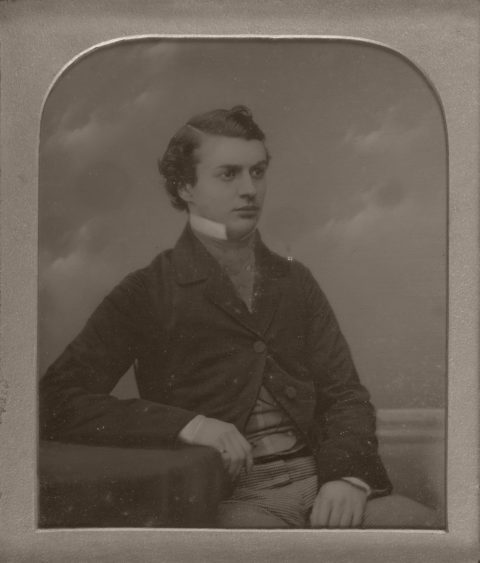 Biography: 19th Century Portrait photographer Richard Beard