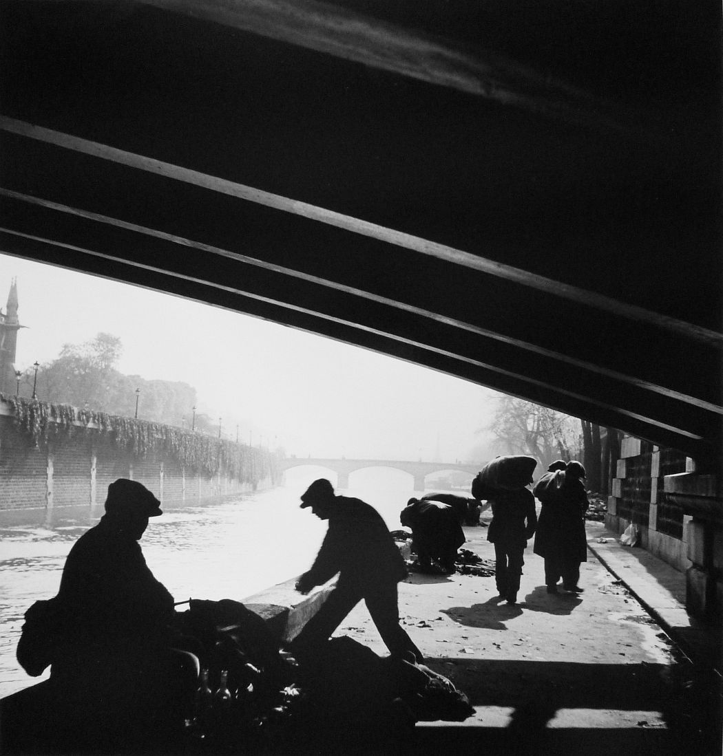 Les chiffonniers Paris 1935