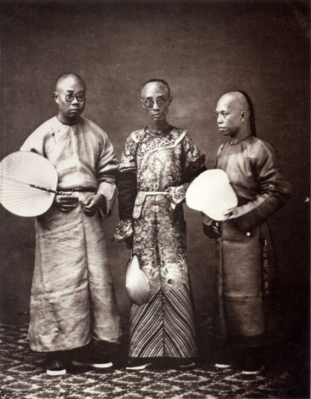 Chinese translators, Canton, 1861-64