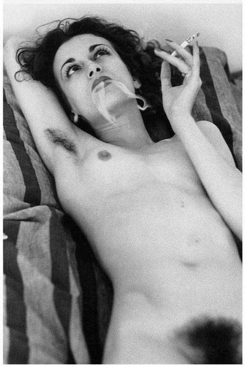 Helmut Newton, Violetta Sanchez 1979