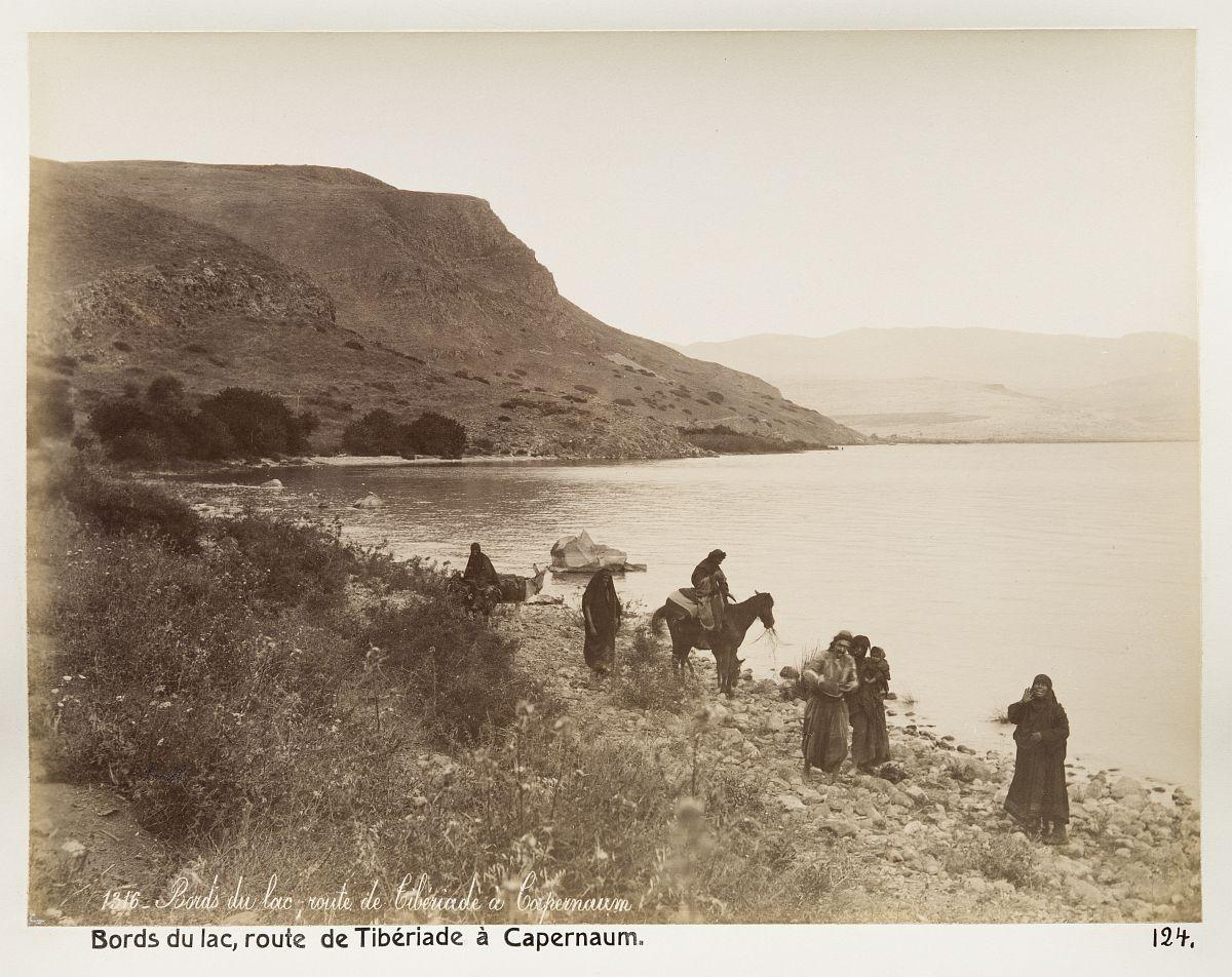 Photo by Félix Bonfils, 19th Century