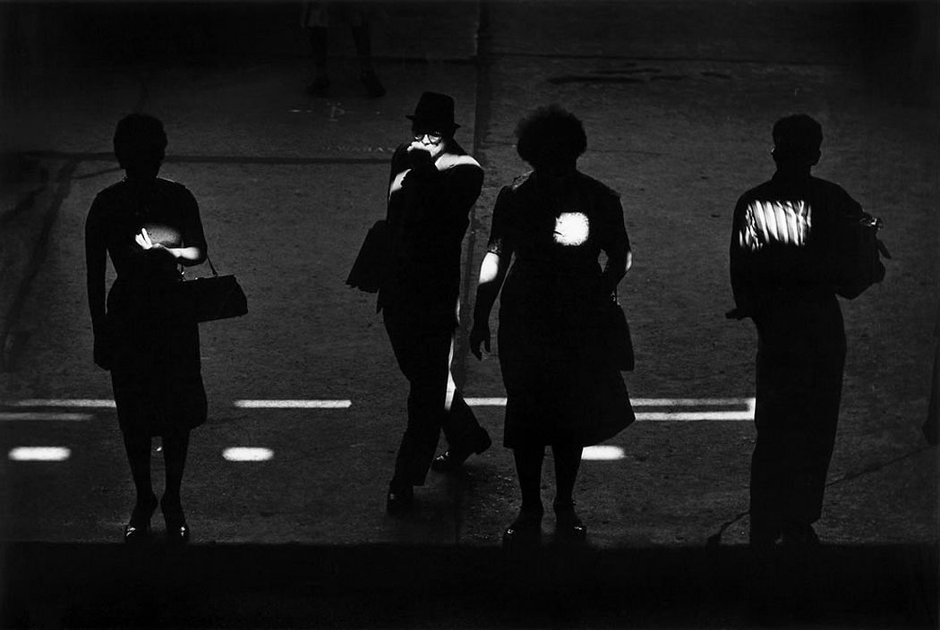 Kenneth Josephson, Chicago (under the el), 1961