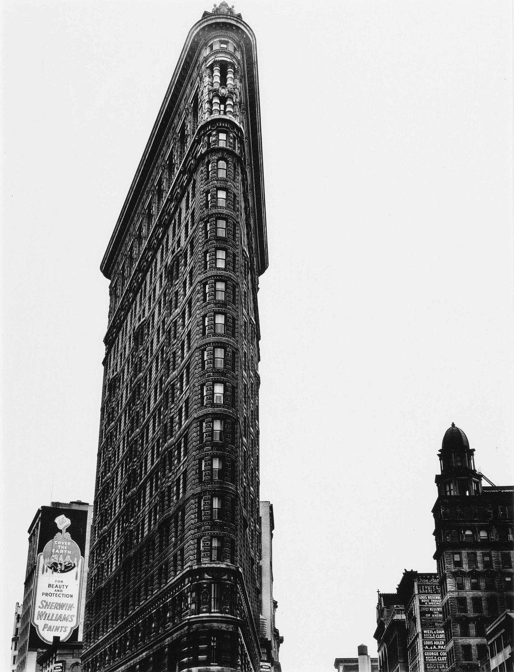 Berenice Abbott  Flatiron Building, New York, 1938