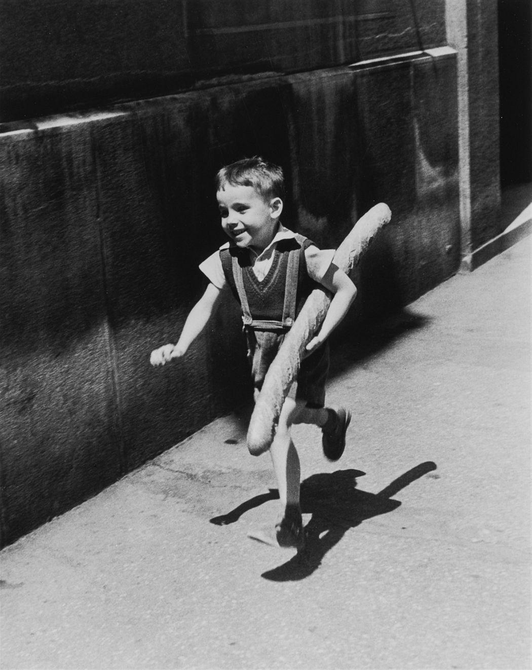 Willy Ronis  Le Petit Parisien, 1952
