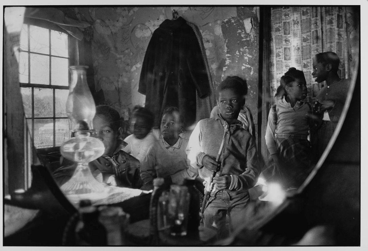 Family Reflection John's Island, SC (1965)