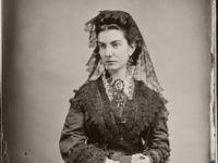 Vintage: Portraits of American Ladies by Mathew Brady (1863)