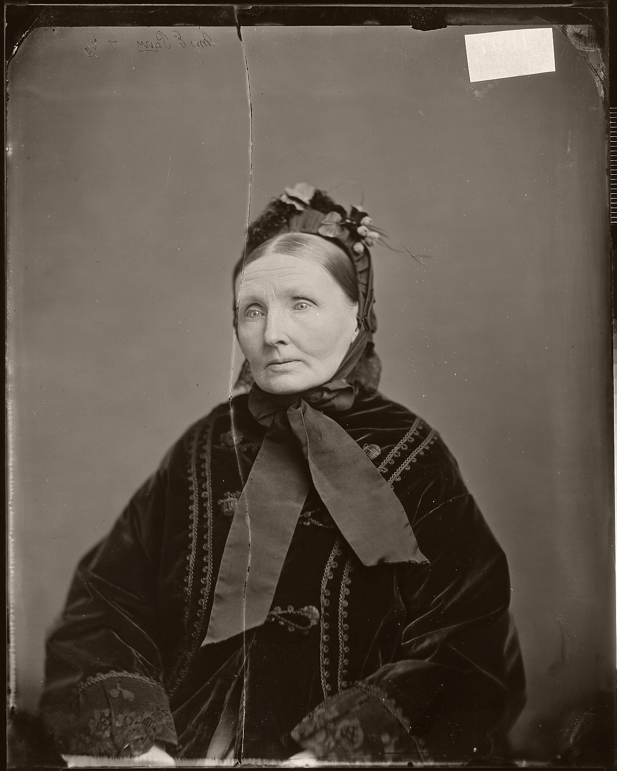 Photo by by Mathew Brady (1863)