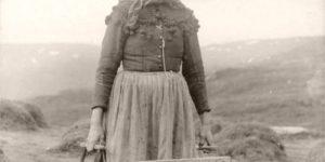 Vintage: Portraits of Icelandic People by Daniel Bruun (late 19th Century)