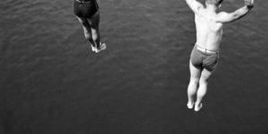 Arthur Griffin: The Divers
